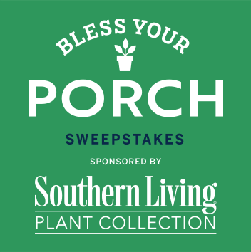 Bless Your Porch Sweepstakes Sponsored By Southern Living Plant Collection